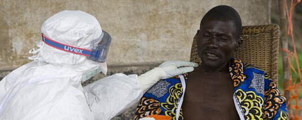 В Екатеринбурге с подозрением на лихорадку Эбола госпитализирован африканский студент