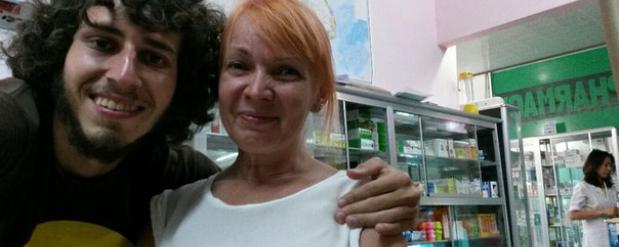 Мигрантка из Екатеринбурга помогла русскому автостоперу во Вьетнаме