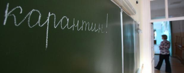 Из-за ОРВИ у екатеринбургских школьников начались внеплановые каникулы