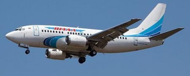 Самолеты «Ямала» не будут летать в Екатеринбург