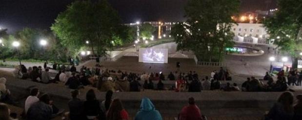 Уличный кинотеатр откроется в Екатеринбурге ко Дню Победы