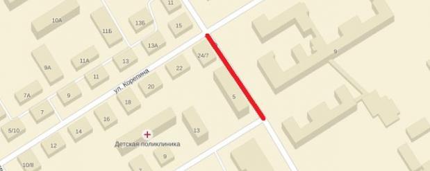 Улицу Стачек в Екатеринбурге перекрывают на 4 месяца