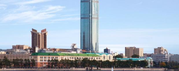 Стартовала регистрация на забег на небоскреб «Высоцкий» в Екатеринбурге