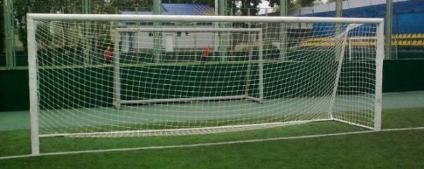 В Екатеринбурге на 4-летнего ребенка упали футбольные ворота