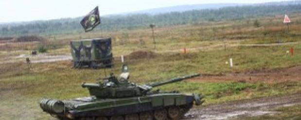На полигоне Свердловский состоится танковый бой