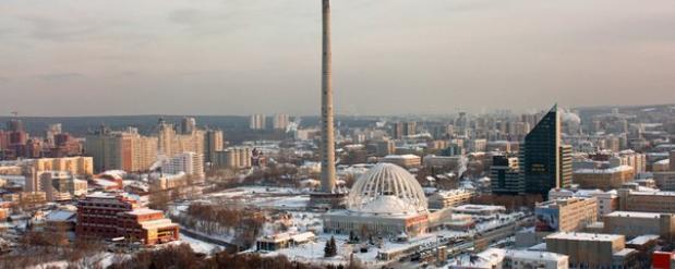 До конца года недостроенную телебашню в Екатеринбурге передадут в областную казну