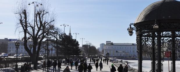 Уральские студенты составили психологический атлас Екатеринбурга
