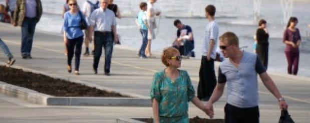 Население Екатеринбурга превысило полтора миллиона человек
