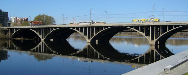 В Екатеринбурге стартовала реконструкция Макаровского моста