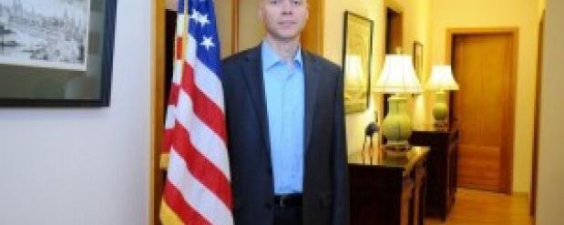 Генеральный консул США в Екатеринбурге объявил об уходе с должности