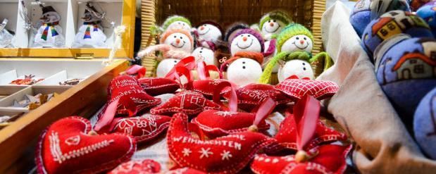 В Екатеринбурге пройдет рождественский фестиваль