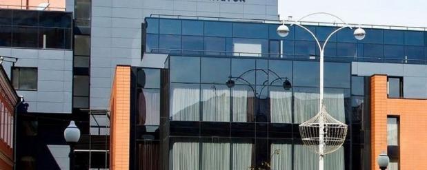 """Отель """"Хилтон"""" в Екатеринбурге арестован"""