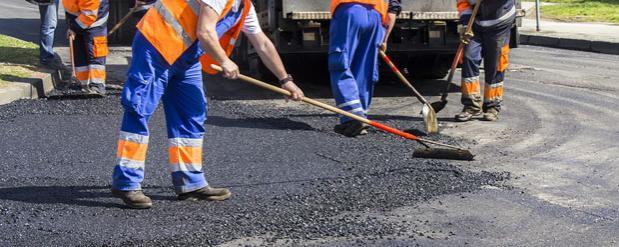 Дорожным ремонтом охватят в 2018 году 41 объект