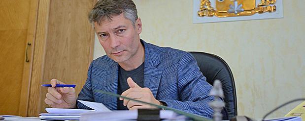 Екатеринбург лишился мэра