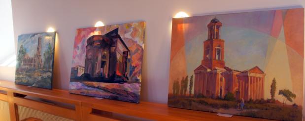 В Екатеринбурге картины раздаются бесплатно